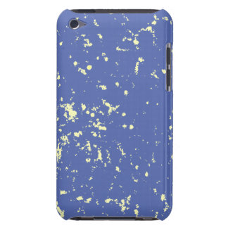 Light blue and white specks iPod Case-Mate case