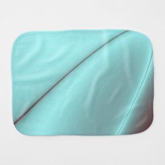 Light Blue Flash Burp Cloth