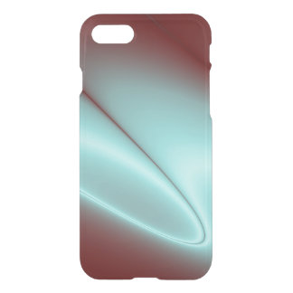 Light Blue Flash iPhone 8/7 Case