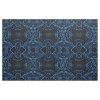 Light Blue Glitter Fabric