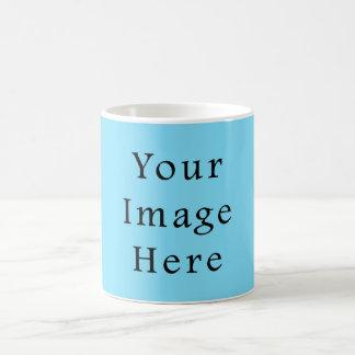 Light Blue Hanukkah Chanukah Hanukah Template Mug