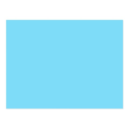 Light Blue Hanukkah Chanukah Hanukah Template Post Card
