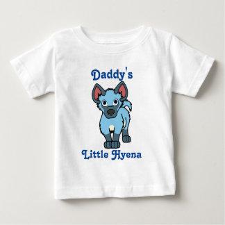 Light Blue Hyena Cub Baby T-Shirt