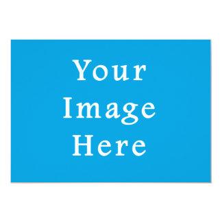 Light Blue Muted Hanukkah Chanukah Hanukah Color 13 Cm X 18 Cm Invitation Card