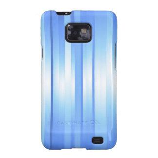 Light Blue Plaid Samsung Galaxy S2 Covers