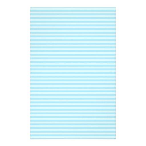 Light Blue Stripes. Flyers