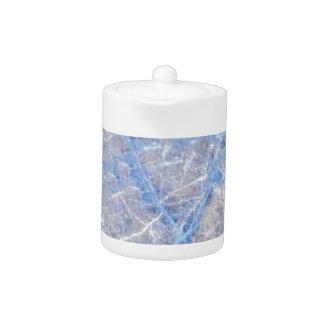 Light Blue Veined Grey Marble