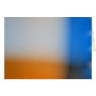 Light blur blue and brown design cards