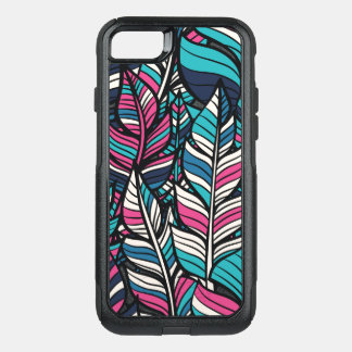 Light Boho Feather OtterBox Commuter iPhone 8/7 Case