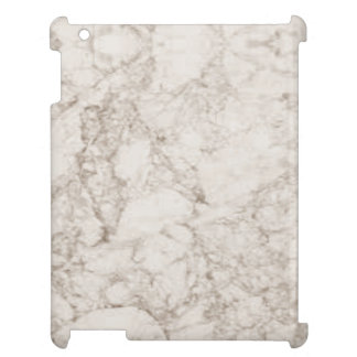 Light Brown Marble Look Cover For The iPad