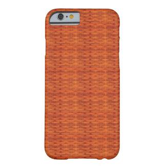 Light Brown Wicker Look iPhone 6 Case