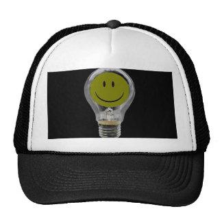 LIGHT BULB BRIGHT IDEA CAP