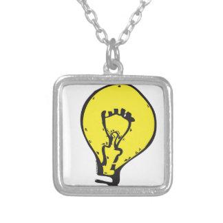 LIGHT BULB BRIGHT IDEA PENDANT