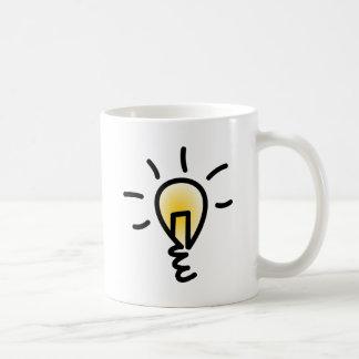 Light Bulb Coffee Mug