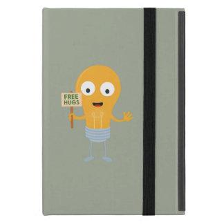 light bulb free hugs happy Zggq6 Cover For iPad Mini