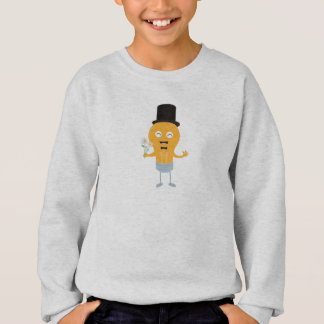 light bulb groom with flowers Z4686 Sweatshirt