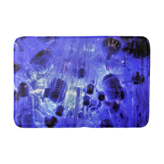 LIGHT BULBS BATH MAT