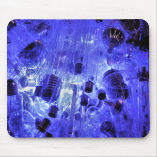 LIGHT BULBS MOUSE PAD