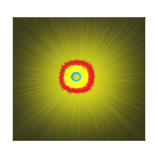 light by highsaltire stretched canvas prints