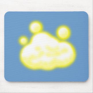 Light Cloud Mouse Pads
