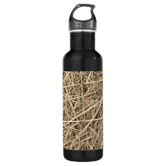 LIGHT COLORED STRAW 710 ML WATER BOTTLE