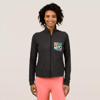Light colour jacket
