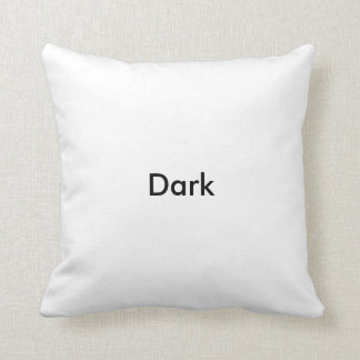Light&Dark Pillow Throw Cushions