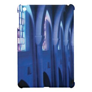 light enters dark church iPad mini covers