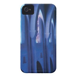 light enters dark church iPhone 4 case