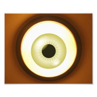 Light Eye Photograph