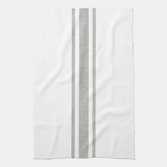 Light French Grey Kitchen Towel