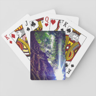 Light from the Woods Playing Cards