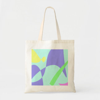 Light Gentle Soft Abstract Tote Bag