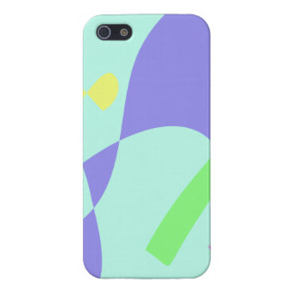 Light Gentle Soft Abstract iPhone 5 Covers