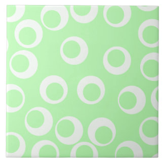 Light green and white pattern - photo#11