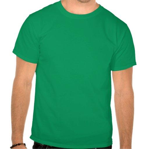 Light Green Big Frog Silhouette Tee Shirts