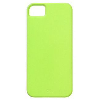 Light Green iPhone 5 Covers