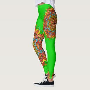 3f7d77bb14f652 Women's Mandala Gifts Leggings & Tights | Zazzle AU