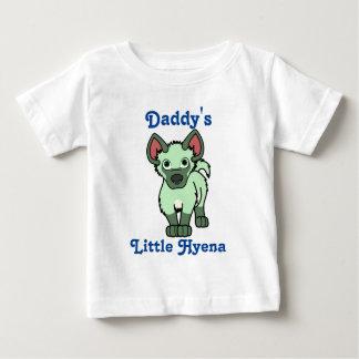 Light Green Hyena Cub Baby T-Shirt