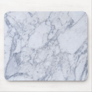 Light Grey  Marble Stone Pattern Mouse Pad