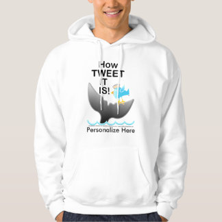 Light Hoodies & Sweats - How TWEET It Is!