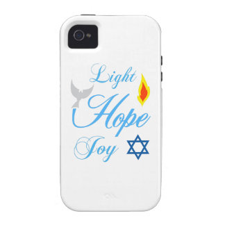 LIGHT HOPE JOY iPhone 4/4S COVER