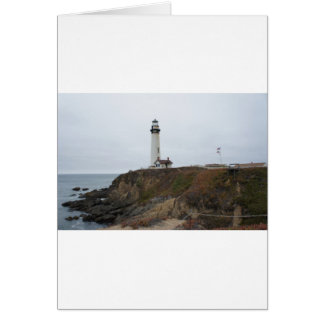 Light House Card