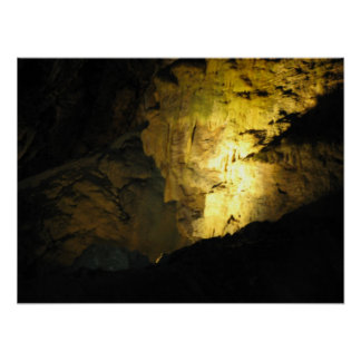 Light in a Cave Poster