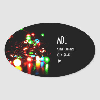 Light in the Darkness Address Label