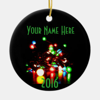 Light in the Darkness Ornament