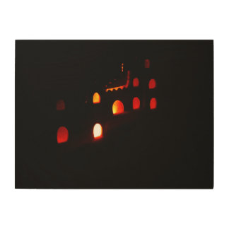 Light in the Darkness - Wood Prints