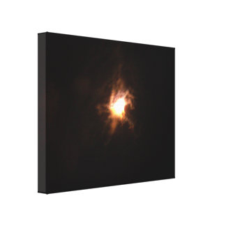 Light In The Sky Canvas Prints
