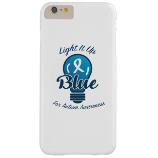 Light It Up Blue For Autism Awareness Barely There iPhone 6 Plus Case