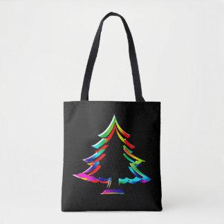 Light It Up Christmas Tote Bag